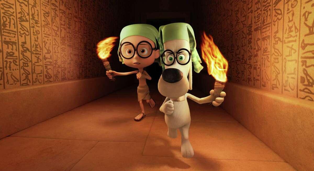'Mr. Peabody & Sherman'