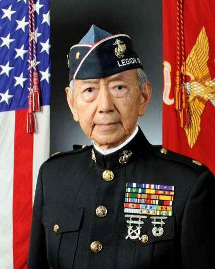 Maj. Kurt Chew-Een Lee Photo: Courtesy US Marine Corps