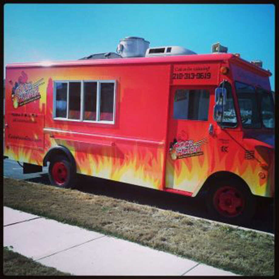 The CockAsian food truck, which serves Asian-fusion dishes and is known for it's Korean Fried Chicken, was banned from Port San Antonio but will be in Boerne on Sunday. Photo: Courtesy Photo
