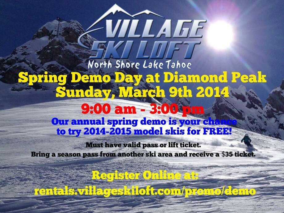 Demo @ Diamond Peak