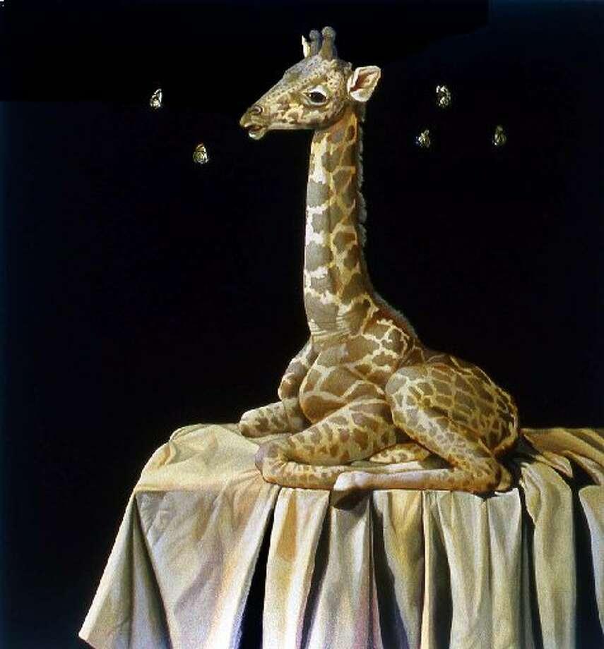 Untitled, oil on canvas, 2000. Photo: Courtesy Photo