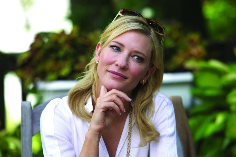 "'Blue Jasmine' at Ferguson Library The Second Saturday film series at the Ferguson Library in Stamford presents ""Blue Jasmine"" starring Cate Blanchett. The show starts at 2 p.m. on Saturday. Find out more."