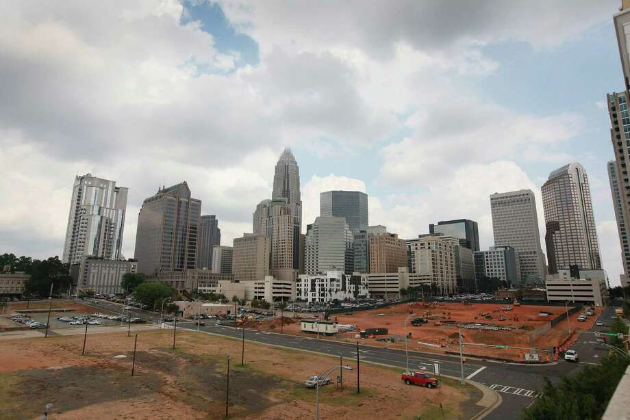 Drivers in this North Carolina city spent 19 hours in traffic in 2013.  Photo: Scott Olson, Getty Images / 2012 Getty Images