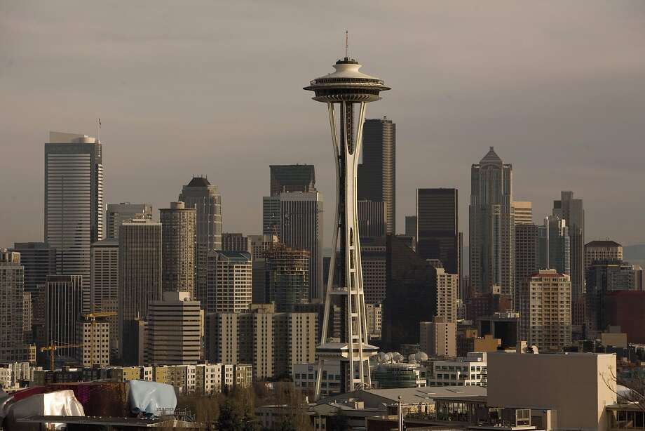 Commuters in the Emerald City wasted 37.1 hours in traffic in 2013. Photo: George Rose, Getty Images