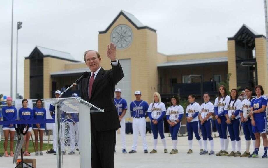 St. Mary's University (San Antonio) tuition and fees: $25,126 (Billy Calzada/San Antonio Express-News)