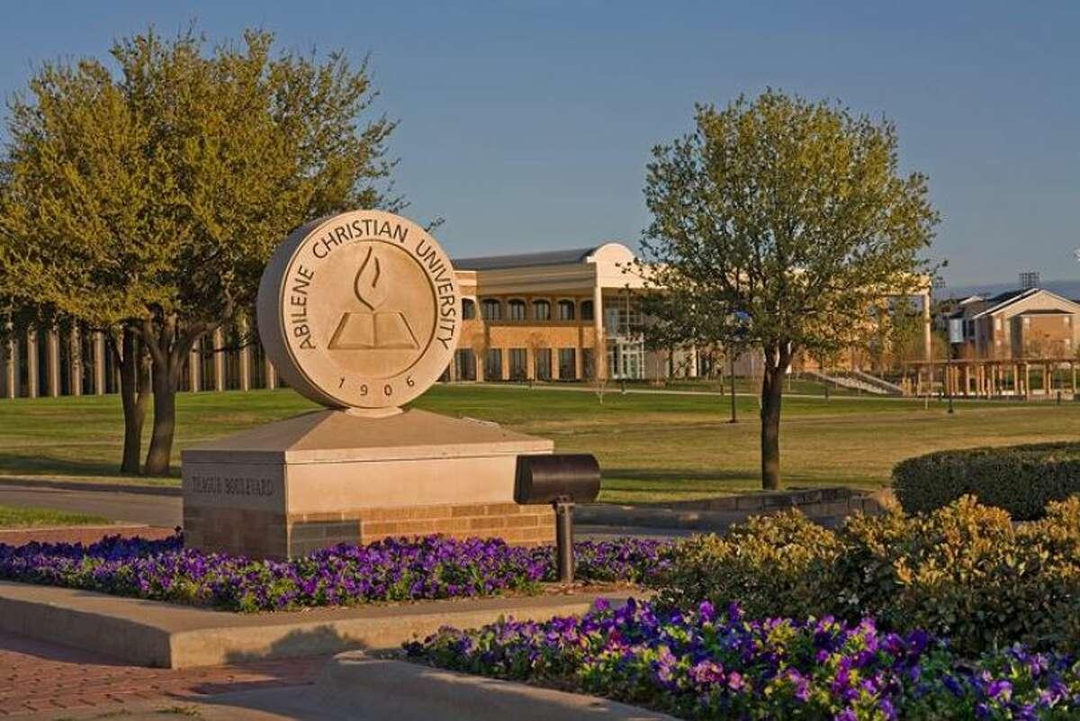 18. Abilene Christian University Overall Niche Grade: B+Acceptance rate: 57 percentNet price: $27,584