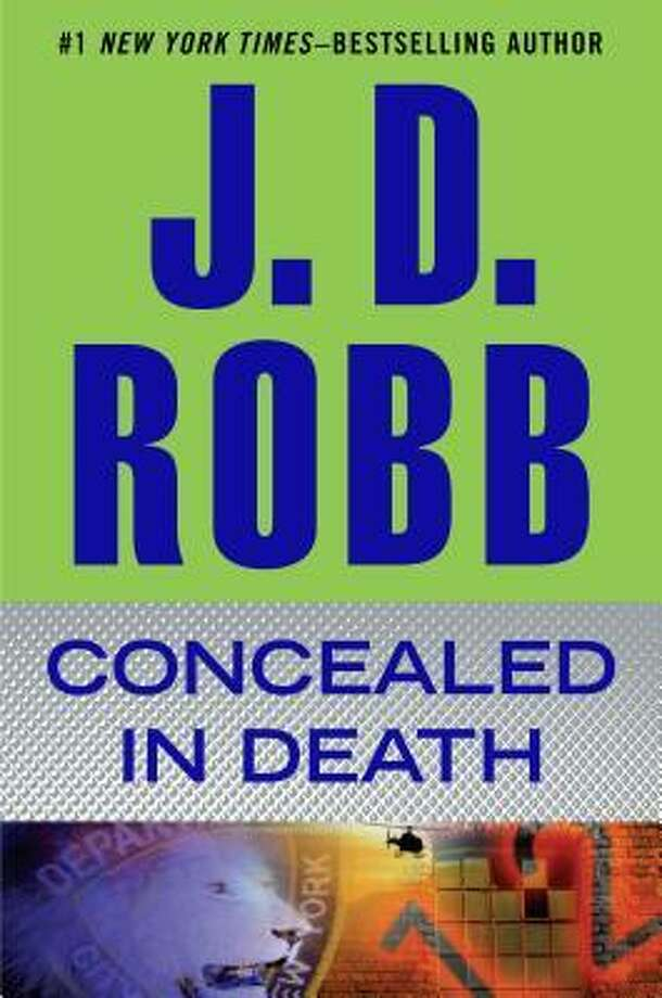 CONCEALED IN DEATH, by J.D. Robb.