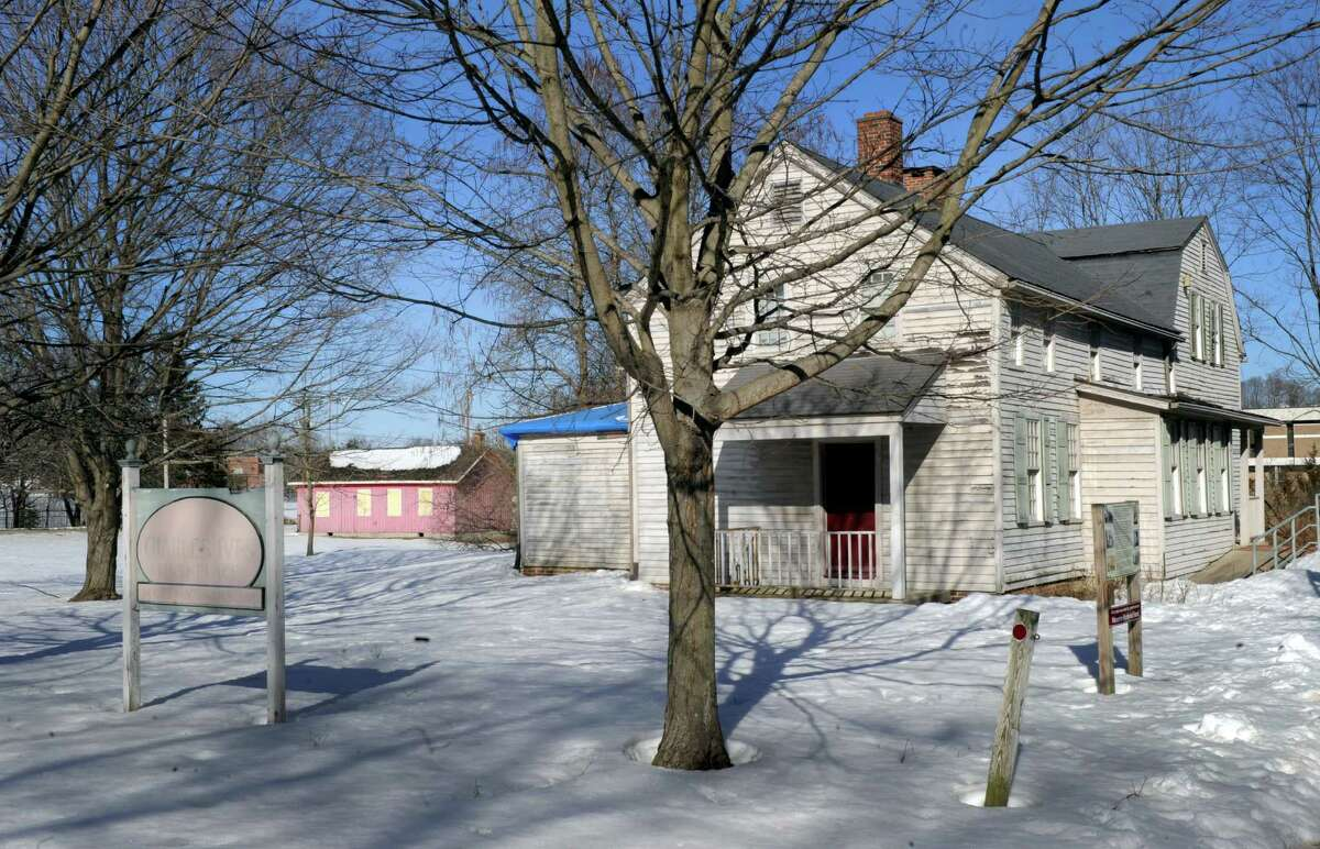 The Charles Ives birthplace, 5 Mountainville Ave. in Danbury, Conn. Thursday, March 6, 2014.