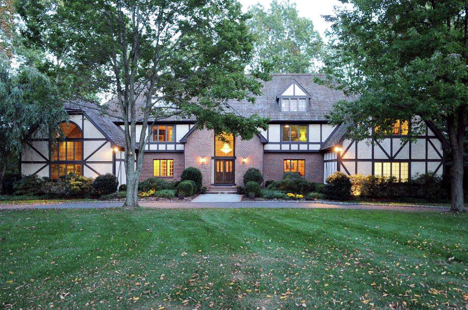 The house at 20 Beagling Hill Circle is on the market for $1,775,000. Photo: Contributed Photo / Fairfield Citizen