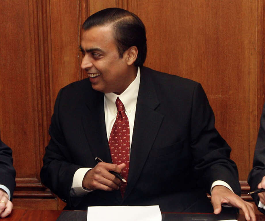 Mukesh Ambani Forbes Overall Rank: No. 40 Net Worth: $18.6 billion Age: 56 Source of Income: Primarily offshore oil from Reliance Industries. His wealth has fallen from $43 billion in 2008. Country: India Photo: WPA Pool, Getty Images / 2011 Getty Images