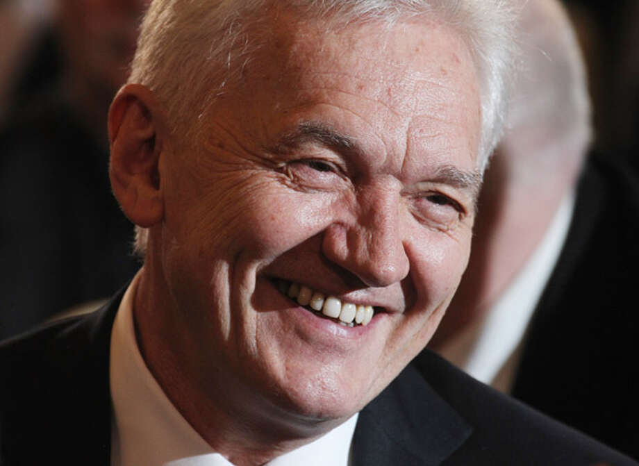 Gennady Timchenko Forbes Overall Rank: No. 61 Net Worth: $15.3 billion Age: 61 Source of Income: Co-owner of international energy trader Gunvor Group. Also owns stakes in gas company Novatek, petrochemical producer Sibur Holding and transportation operator Transoil, among other interests.Chairman of the Russian national hockey league. Country: Russia Photo: Sasha Mordovets, Getty Images / 2013 Sasha Mordovets