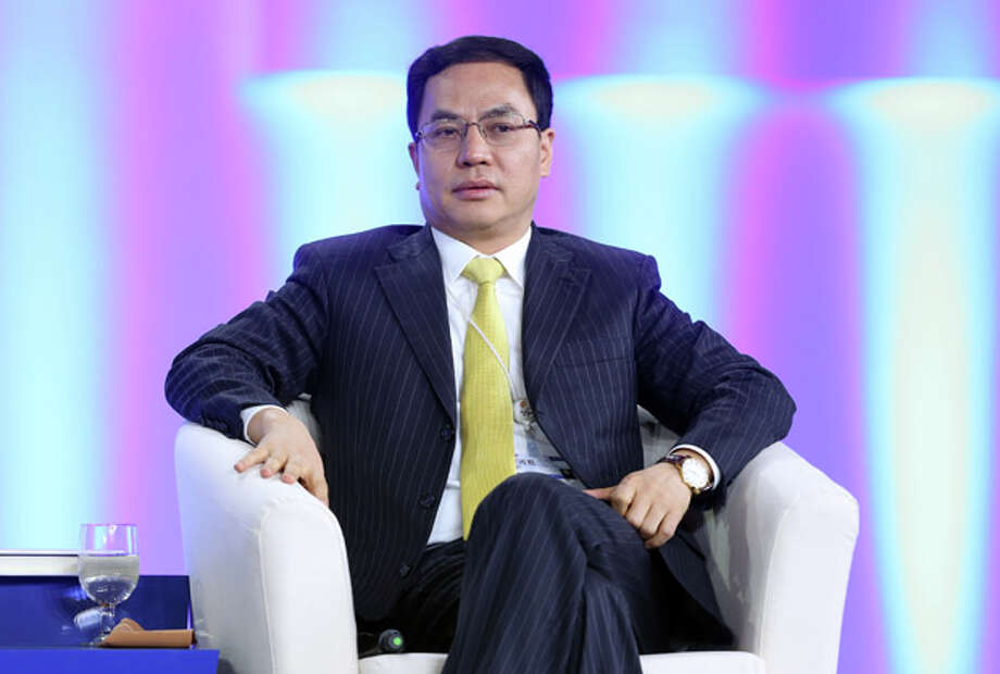 Li Hejun Forbes Overall Rank: No. 117 Net Worth: $10.3 billion Age: 46 Source of Income: Chair of Hanergy Holding Group, one of the world's largest producers of thin-film solar panels. Also owns one of the world's largest privately held hydro-power plants. Country: China Photo: ChinaFotoPress, ChinaFotoPress Via Getty Images / 2013 ChinaFotoPress