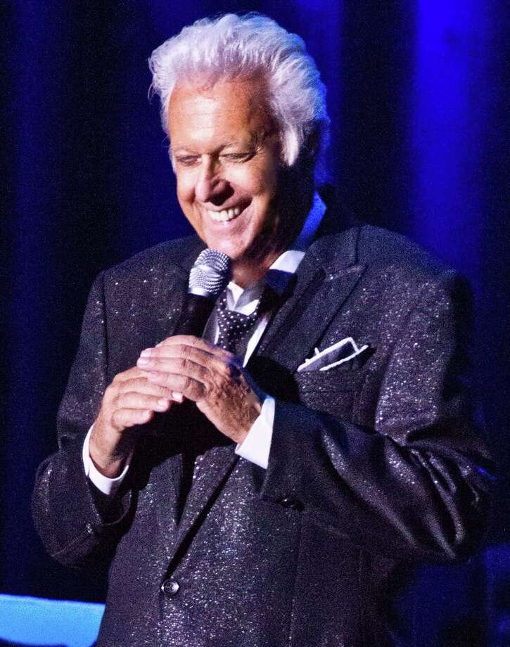 "Fresh from his cameo appearance in ""American Hustle,"" singer Jack Jones will be performing at the Edgerton Center in Fairfield on Sunday, March 16. Photo: Contributed Photo / Connecticut Post Contributed"
