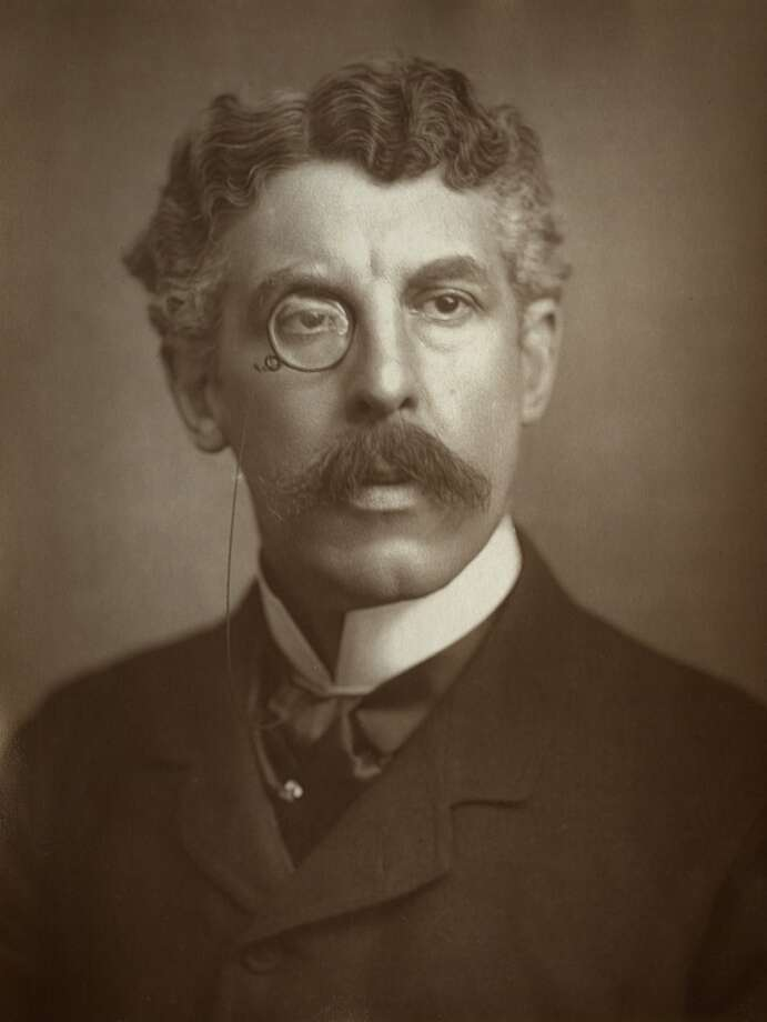 Squire Bancroft, British, actor-manager, 1883. Photo: Print Collector, Print Collector/Getty Images