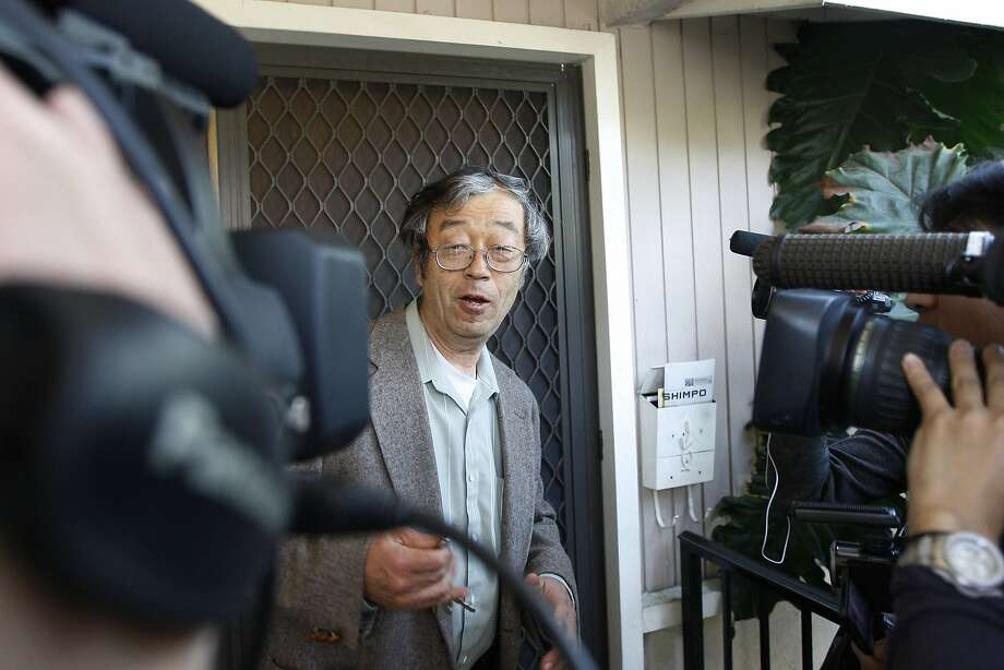 "This man, identified by Newsweek as bitcoin creator Satoshi Nakamoto, is the center of media attention as he leaves his home in Temple City (Los Angeles County). Despite the magazine's report, doubt remains about who ""founded"" the cryptocurrency. Photo: David Mcnew, Reuters"