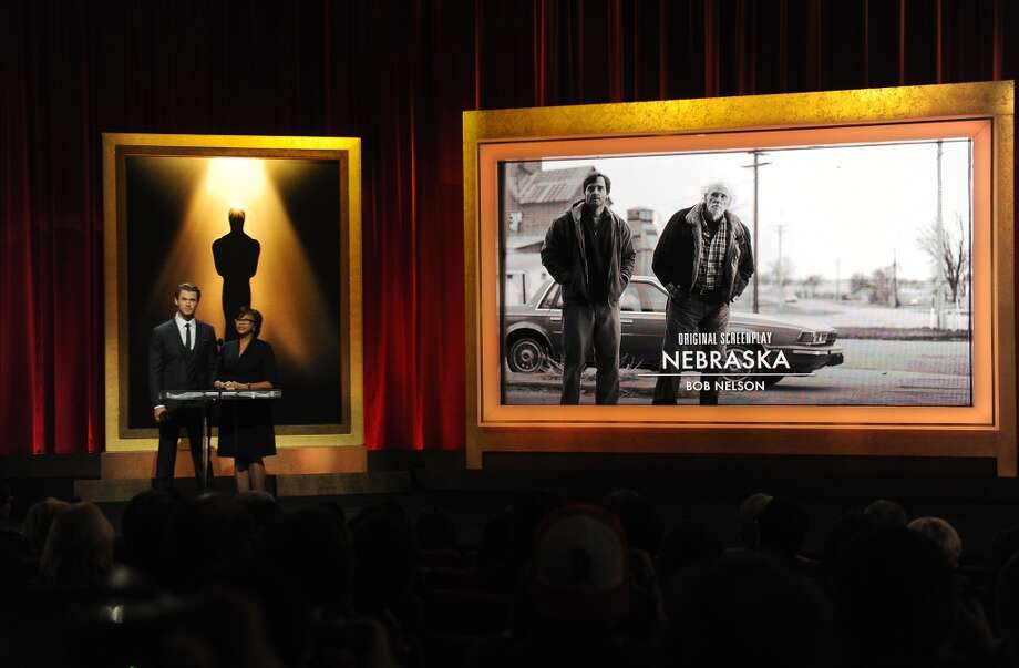 "The Oscars have passed, but cinema continues to draw fans. The Oscar-nominated ""Nebraska"" will be shown at the Brookfield Library, 182 Whisconier Road, at 2 p.m. Sunday, for free. Call 203-775-6241; visit www.brookfieldlibrary.org. The Oscars have passed, but cinema continues to draw fans. See the Oscar-nominated film ""Nebraska,"" at the Darien Library Community Room, on Friday night, either 6:30 or 8:30 p.m. For information, call 203-655-1234 or visit www.darienlibrary.org. Photo: Kevin Winter, Getty Images"