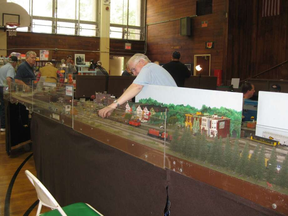 The Southern Connecticut Model Train Show chugs into the Greenwich Civic Center, Harding Road and Forest Avenue, for most of Sunday. Tickets: $7 adults, $5 seniors, free for kids under 12 when accompanied by an adult. For information call 914-967-7541, or e-mail ronsbooks@al.com. Photo: Contributed Photo