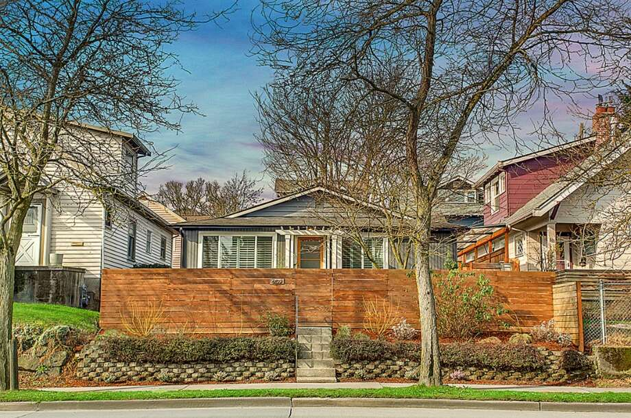We'll start just under the median, with 607 23nd Ave. E., which is listed for $455,000. The 1,048-square-foot house was built in 1977 but has recently been overhauled. It has three bedrooms, 1.75 bathrooms and a big back deck on a 4,000-square-foot lot. Open houses are scheduled for 1 p.m. to 3 p.m. on Saturday and Sunday. Photo: Courtesy Sabrina Booth,  Redfin