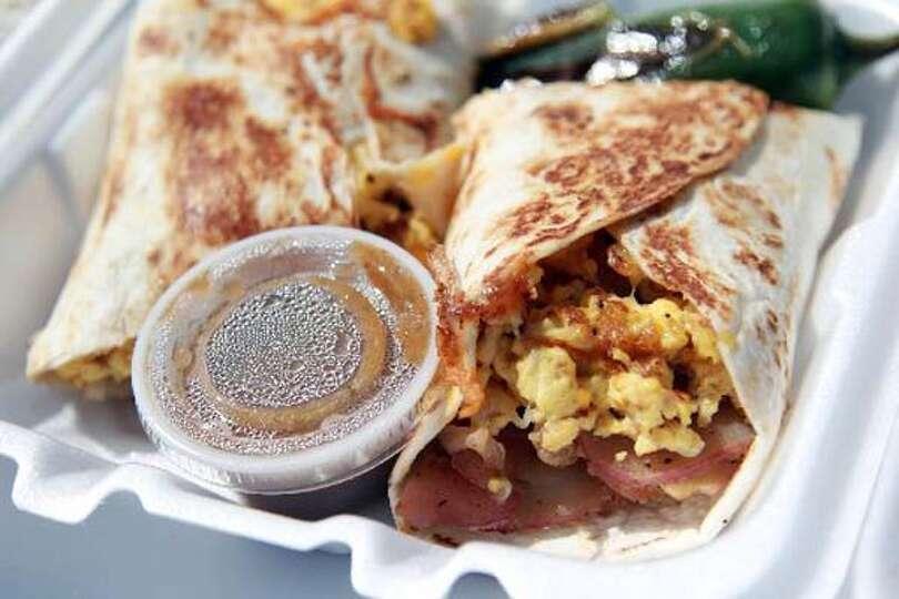 Skillet's Breakfast Cowboy Burrito wins 3rd Place in Best Breakfast ...