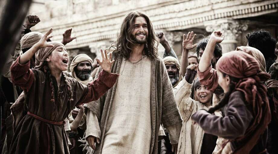 """Diogo Morgado, the """"Son of God,"""" is drawing criticism for being a """"hunkier Jesus than necessary."""" And: """"We not only found Jesus, we found 'Hot Jesus.'"""" Photo: 20th Century Fox / 20th Century Fox"""
