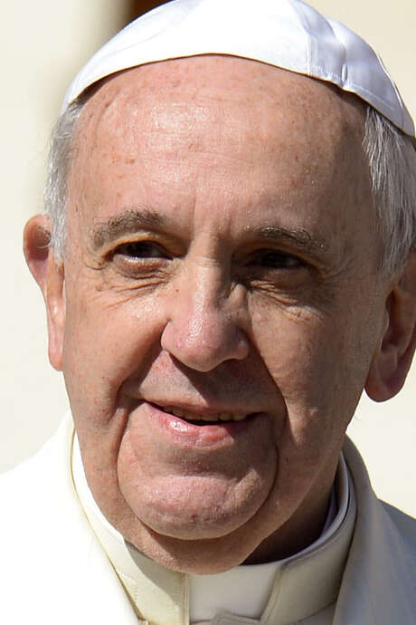 Pope Francis has been in office a year now. / AFP