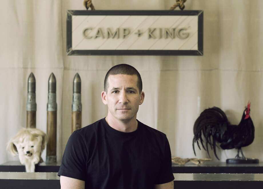 Camp + King welcomed Dana Rabb to the role of brand director.