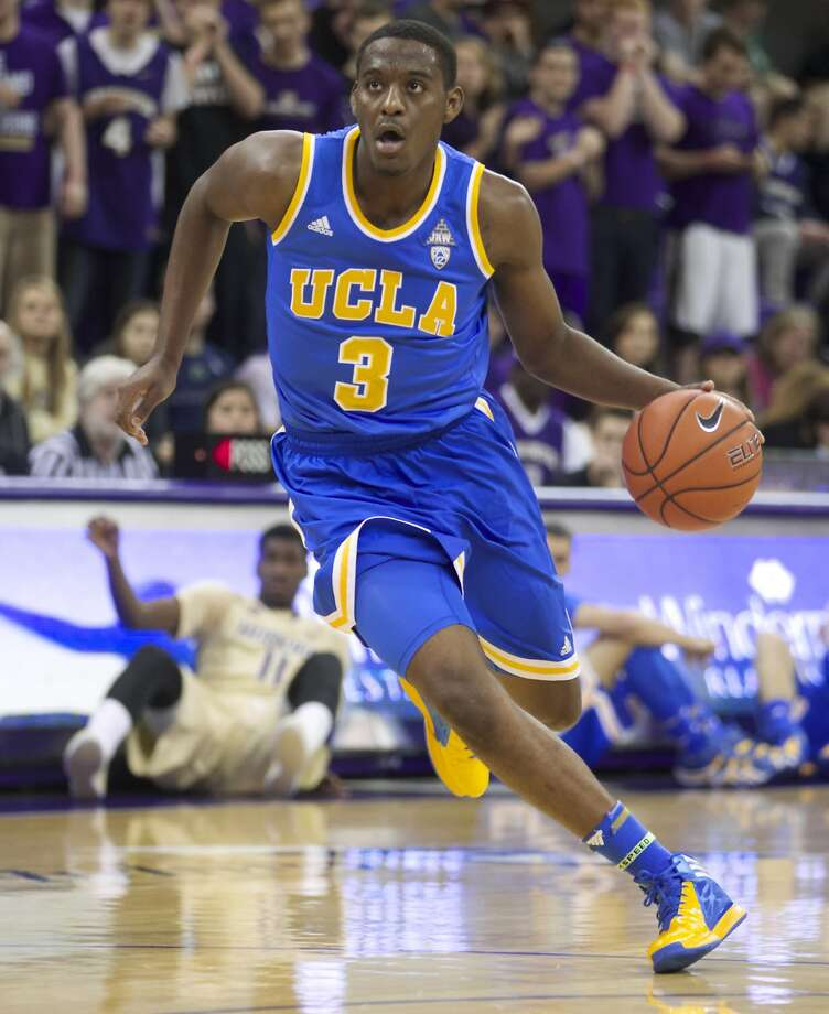 Jordan Adams had a career-high 31 points in UCLA's win in Seattle. Photo: Stephen Brashear, Associated Press
