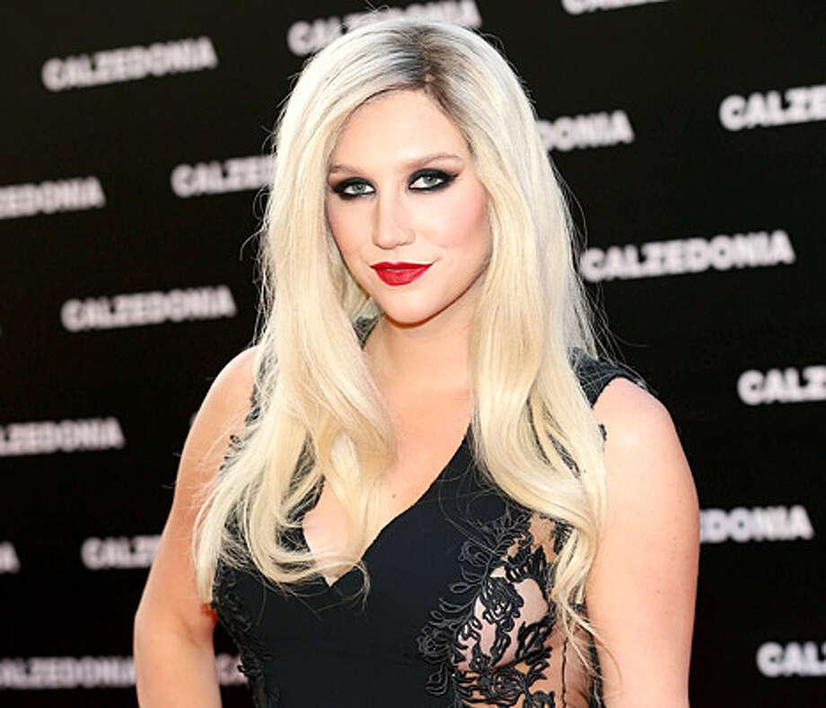 Pop star Kesha (formerly Ke$ha)SAT Score: 1500Source:PrepScholar / 2013 Getty Images