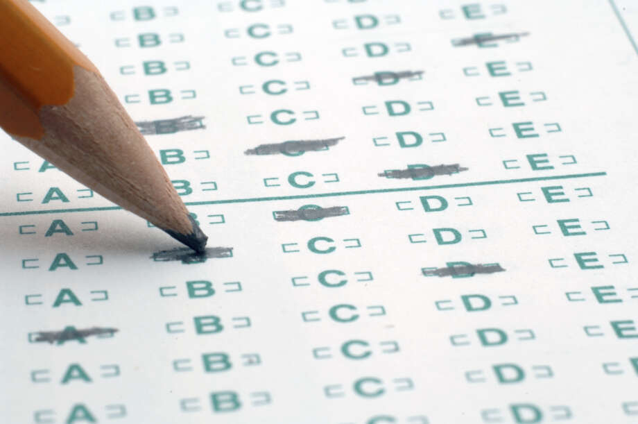 SAT scores - Math average - Texas ranks No. 42 with an average score of 499.No. 1: Illinois (617)No. 50: Delaware (457) Photo: Getty Images / (c) JC559