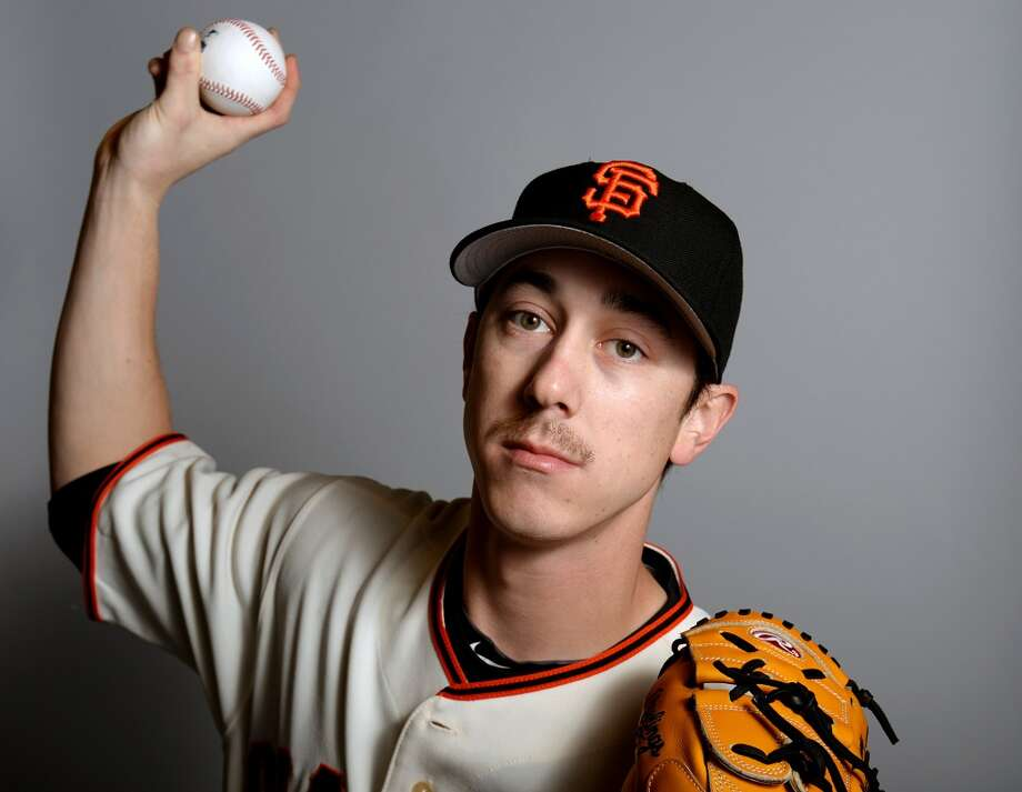 5. Tim Lincecum  His glory days may be two years in his rear-view mirror, but the Freak is beloved by the bay.  Part of that is his personal style. Lincecum comes off as a hipster dweeb, cool because he doesn't seem to be trying. And on the Giants, at least, nobody matches Lincecum's generosity in public soul-searching and soul-baring. We appreciate that he thinks, and that he cares enough about Giants fans to share his feelings.  Plus, the little fella can still, on occasion, blow down the big fellas. Photo: Joe Camporeale, Reuters