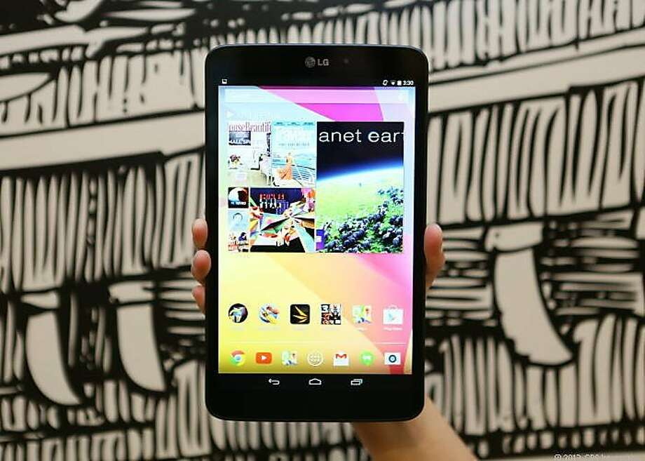 LG G Pad 8.3 Google Play Edition Photo: Cnet