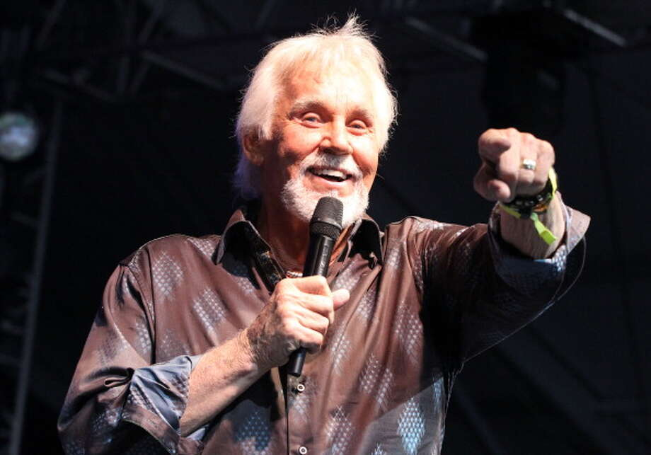 It's Kenny Rogers. Photo: FilmMagic / 2012 FilmMagic