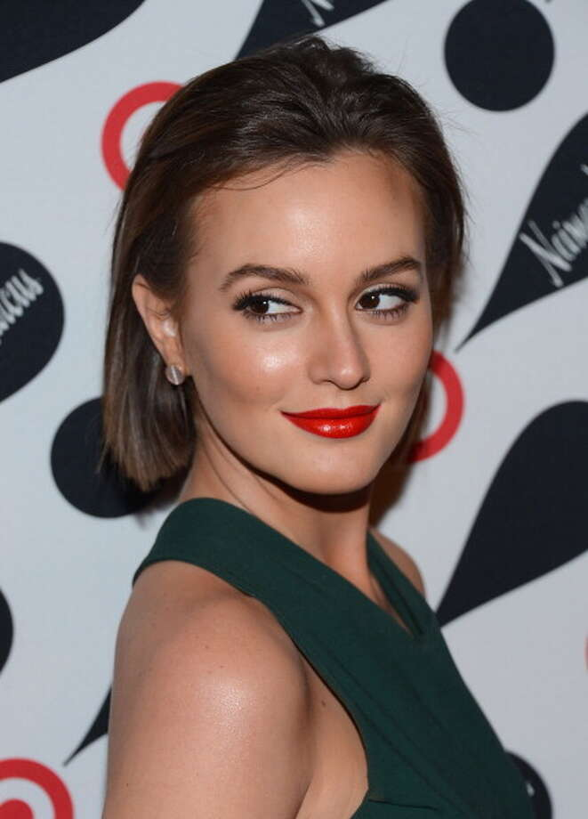 It's Leighton Meester. Photo: Dimitrios Kambouris, WireImage / 2012 WireImage