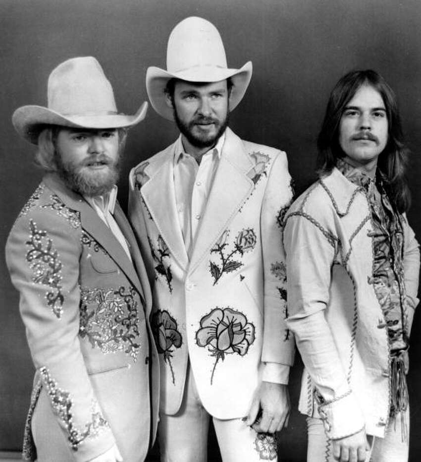 This Texas trio is one of the state's all-time best rock 'n' roll groups.