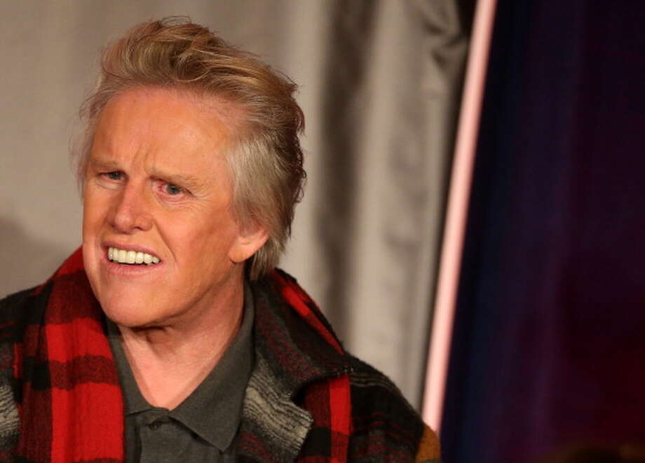 It's Gary Busey. Photo: Frederick M. Brown, Getty Images / 2013 Getty Images