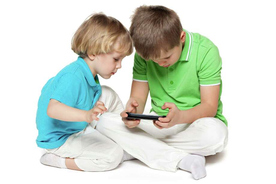 The national obsession with all things digital, from smartphones to online games, has some health experts worried about kids today especially their brains. (Fotolia) Photo: Sergiy Nykonenko / SergiyN - Fotolia
