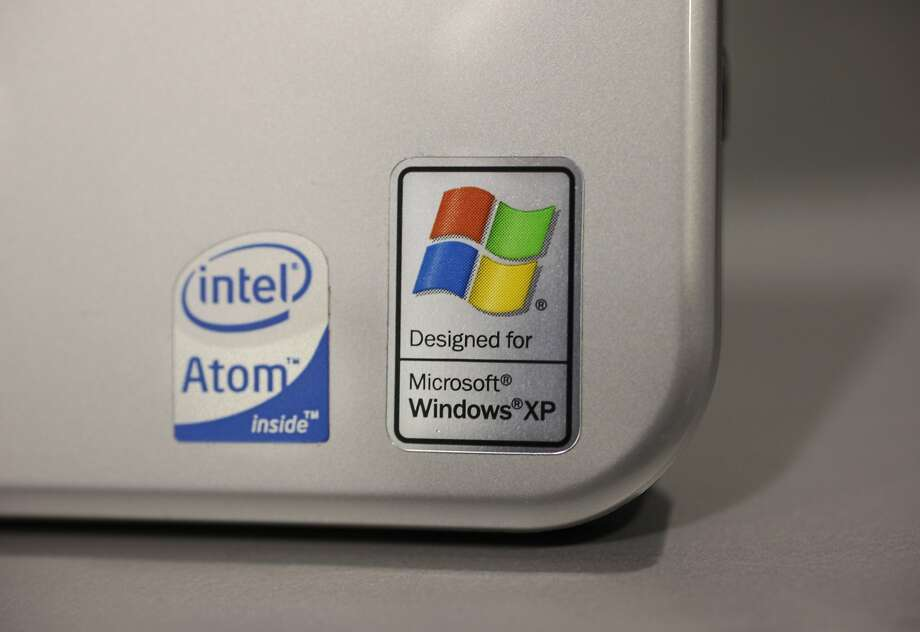 Microsoft will no longer offer support for the XP version of its Windows operating system, still in use on nearly one-third of Windows PCs. Photo: Paul Sakuma, AP