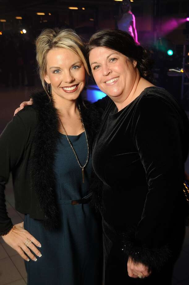 Nikki Hart and Staci Norris (Photo by Dave Rossman/For the Chronicle) Photo: Dave Rossman, For The Houston Chronicle