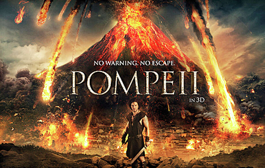 """Pompeii"" is a story of gladiators in peril as the legendary eruption of Mount Vesuvius looms. Photo: Contributed Photo / Westport News"