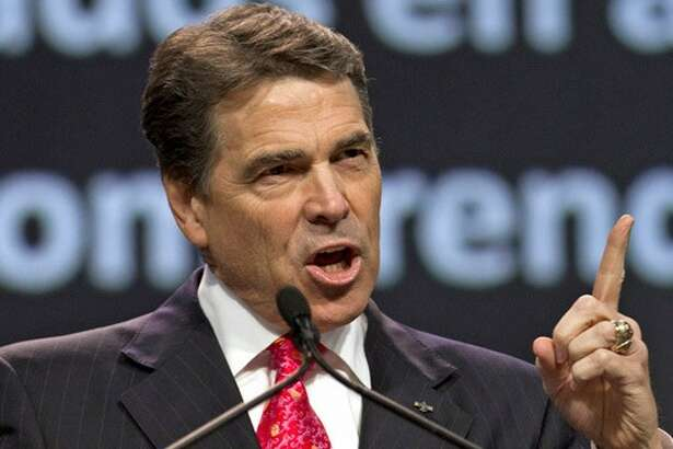 Governor Rick Perry (The Associated Press)