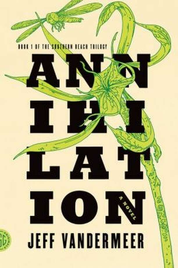 """Annihilation"" by Jeff VanderMeer Photo: Xx"