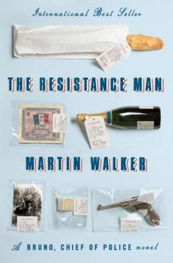 """The Resistance Man"" by Martin Walker Photo: Xx"