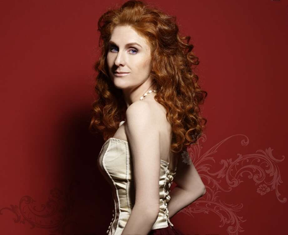 Soprano Laura Claycomb will perform with the Mercury period-instrument orchestra in February. Photo: Laurence Mullenders