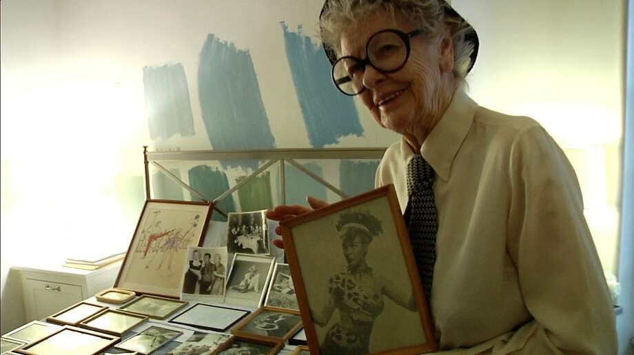 Elaine Stritch reminisces on her long career in a film that documents her recent memory lapses and physical deterioration. Photo: IFC Films
