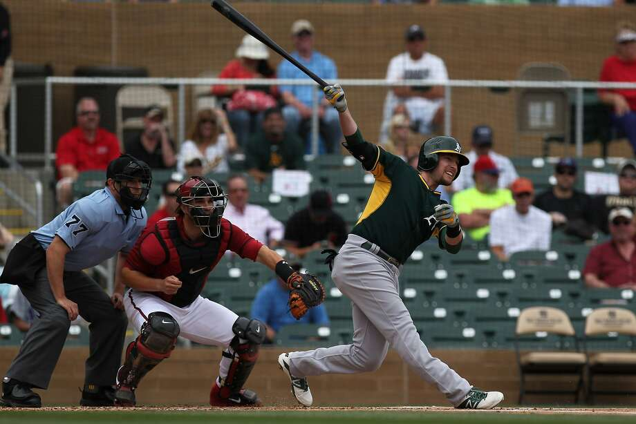 A's shortstop Jed Lowrie, coming off the best season of his career, is eligible to be a free agent after this season. Photo: Lance Iversen, Reuters