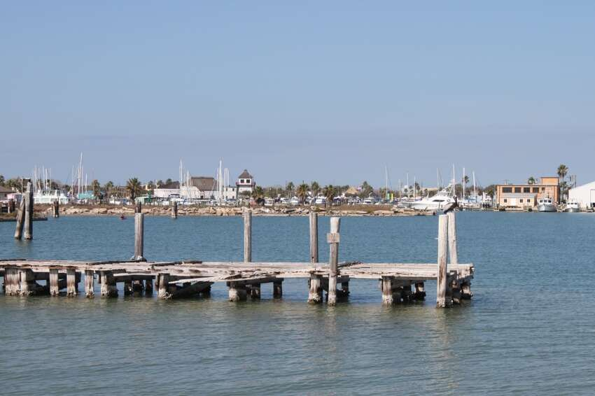 1. Rockport is the county seat for Aransas County, one of the smallest counties in Texas. While the county covers more than 500 square miles, much of it is under water.