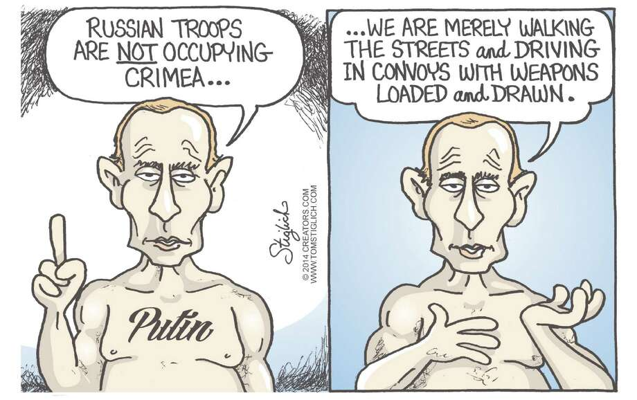 Putin us on