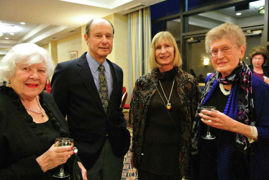 Were you Seen at the Albany Pro Musica annual gala celebration, honoring Roger and Sherley Hannay, held at The Marriott in Colonie on Friday, March 7, 2014? Photo: Deanna Fox