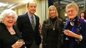 Were you Seen at the Albany Pro Musica annual gala celebration, honoring Roger and Sherley Hannay, held at The Marriott in Colonie on Friday, March 7, 2014?