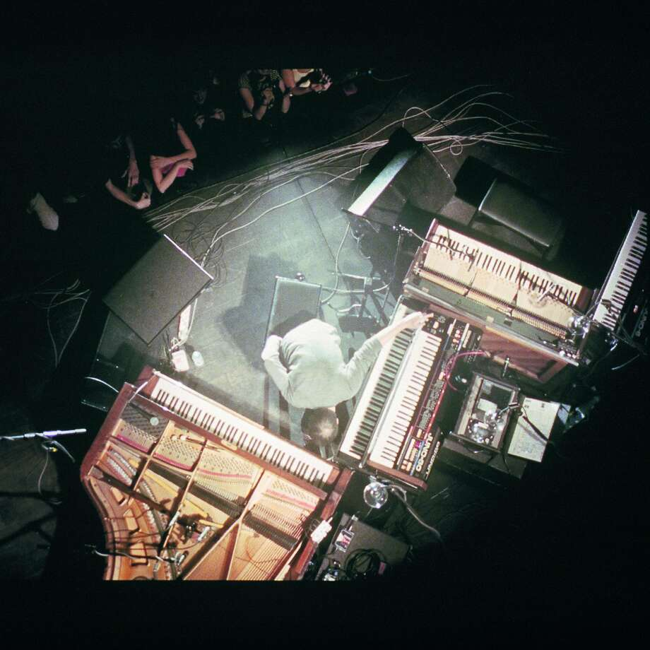 """German musician Nils Frahm cherry-picked live recordings old and new for """"Spaces."""" Photo: Alexander Schneider"""